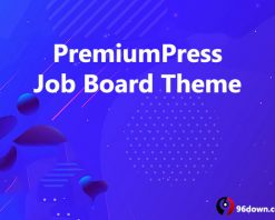 PremiumPress Job Board Theme