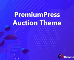 PremiumPress Auction Theme