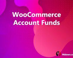 WooCommerce Account Funds