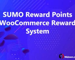 SUMO Reward Points WooCommerce Reward System