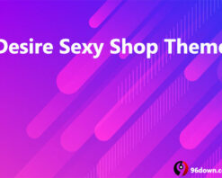 Desire Sexy Shop Theme