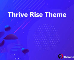 Thrive Rise Theme