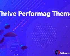 Thrive Performag Theme