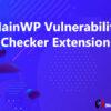 MainWP Vulnerability Checker Extension