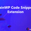 MainWP Code Snippets Extension