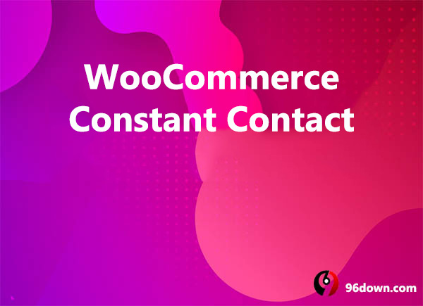 WooCommerce Constant Contact