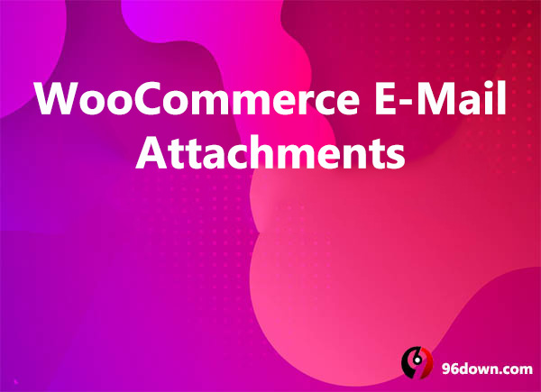 WooCommerce E-Mail Attachments