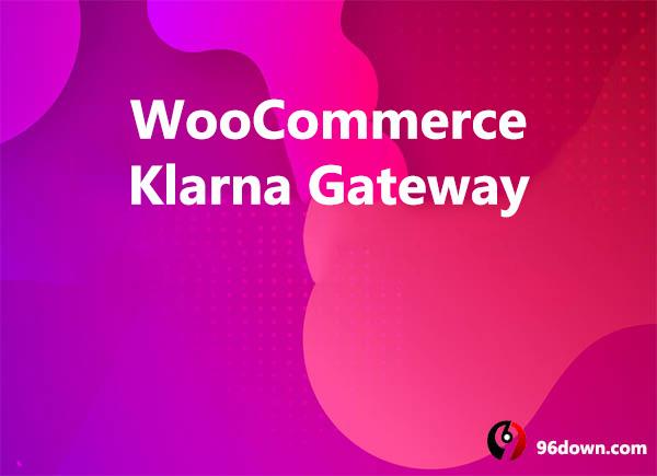 WooCommerce Klarna Gateway
