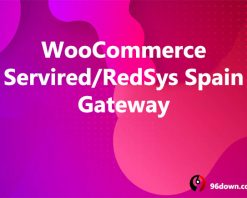 WooCommerce Servired RedSys Spain Gateway