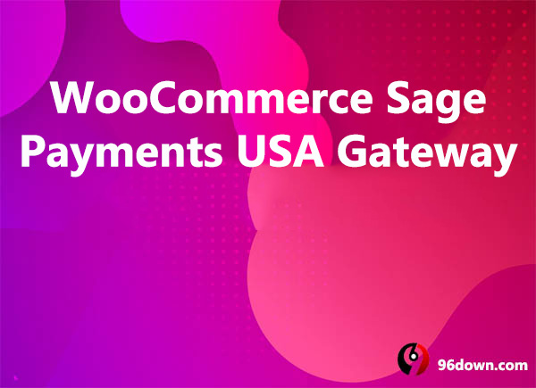 WooCommerce Sage Payments USA Gateway