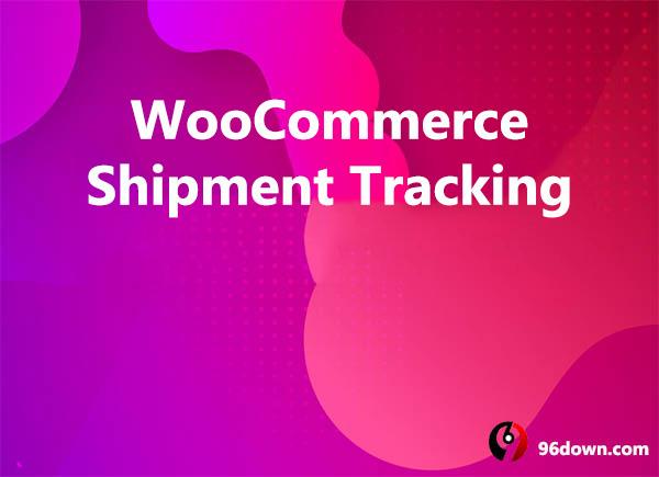WooCommerce Shipment Tracking