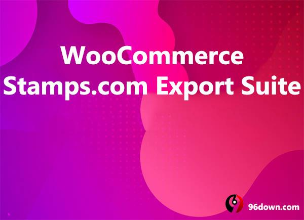 WooCommerce Stamps.com Export Suite