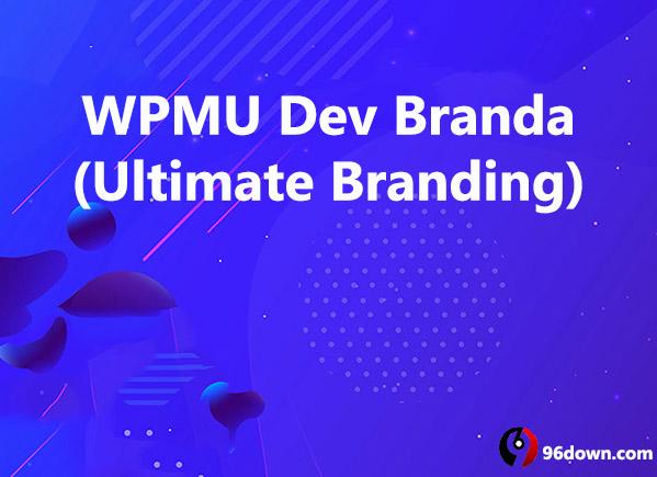 WPMU Dev Branda (Ultimate Branding)