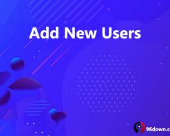 Add New Users