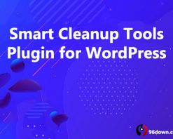 Smart Cleanup Tools Plugin for WordPress