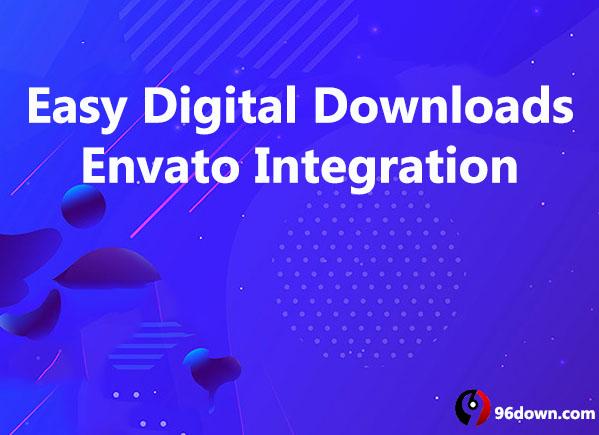 Easy Digital Downloads Envato Integration