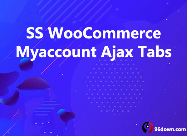 SS WooCommerce Myaccount Ajax Tabs