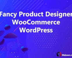 Fancy Product Designer WooCommerce WordPress