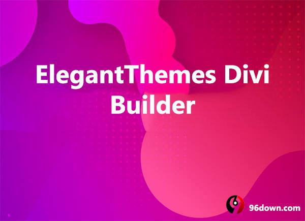 ElegantThemes Divi Builder