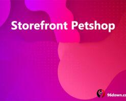 Storefront Petshop