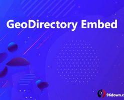 GeoDirectory Embed