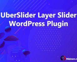 UberSlider Layer Slider WordPress Plugin
