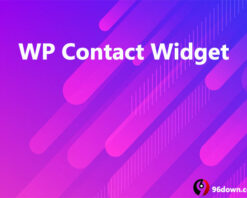 MyThemeShop WP Contact Widget