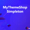 MyThemeShop Simpleton