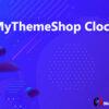 MyThemeShop Clock