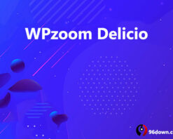 WPzoom Delicio