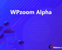 WPzoom Alpha