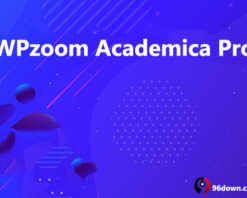 WPzoom Academica Pro