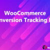 WooCommerce Conversion Tracking Pro