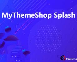 MyThemeShop Splash