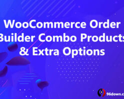 WooCommerce Order Builder Combo Products & Extra Options