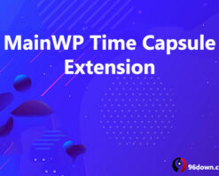 MainWP Time Capsule Extension
