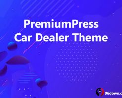 PremiumPress Car Dealer Theme