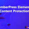 MemberPress Elementor Content Protection