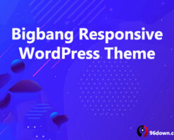 Bigbang Responsive WordPress Theme