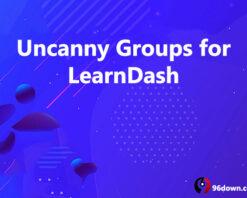 Uncanny Groups for LearnDash