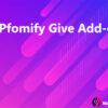 WPfomify Give Add-on