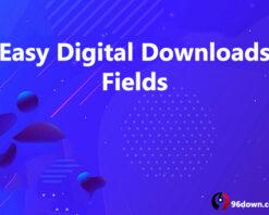 Easy Digital Downloads Fields