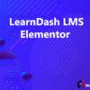 LearnDash LMS Elementor
