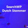 SearchWP Dutch Stemmer