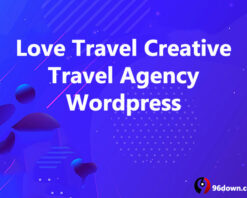 Love Travel Creative Travel Agency Wordpress