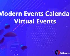 Modern Events Calendar Virtual Events