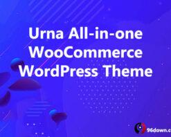 Urna All-in-one WooCommerce WordPress Theme