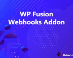 WP Fusion Webhooks Addon