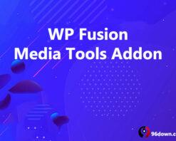 WP Fusion Media Tools Addon
