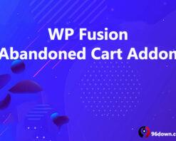 WP Fusion Abandoned Cart Addon